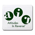 A.I.R. Attitudes In Reverse Large Mousepad