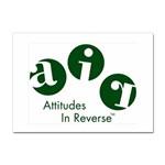 A.I.R. Attitudes In Reverse Sticker A4 (10 pack)