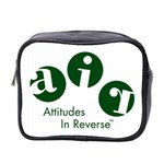 A.I.R. Attitudes In Reverse Mini Toiletries Bag (Two Sides)