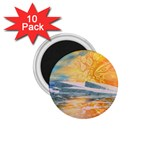 Fantasy Acid Iceberg Surprise 1.75  Magnet (10 pack)