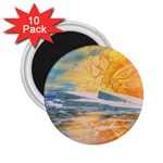 Fantasy Acid Iceberg Surprise 2.25  Magnet (10 pack)