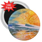 Fantasy Acid Iceberg Surprise 3  Magnet (100 pack)