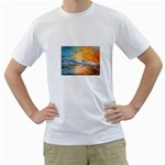 Fantasy Acid Iceberg Surprise White T-Shirt