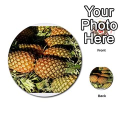 Pineapple Fruit in Pile Multi Front 1