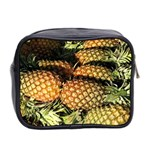 Pineapple Fruit in Pile Mini Toiletries Bag (Two Sides) from DesignMonaco.com Back