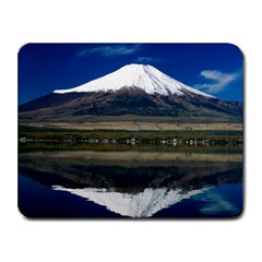 Mount Fuji in Japan Small Mousepad from DesignMonaco.com Front