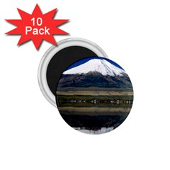 Mount Fuji in Japan 1.75  Magnet (10 pack)  from DesignMonaco.com Front