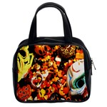 Halloween Vintage Classic Handbag (Two Sides)