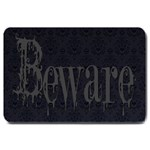 Beware Large Doormat