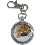 Sleeping Puppy s Key Chain Watch