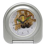 Sleeping Puppy s Travel Alarm Clock