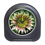 Beautiful Flowers Travel Alarm Clock