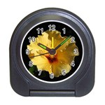 Yellow Flower Travel Alarm Clock