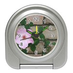 Climbing Flower Travel Alarm Clock