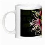Wispy Flower Night Luminous Mug
