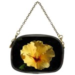 Yellow Flower Chain Purse (Two Sides)
