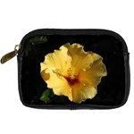 Yellow Flower Digital Camera Leather Case