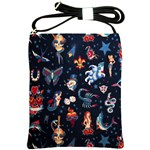 Tattoo Shoulder Sling Bag