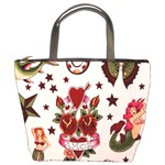 Tattoo Bucket Bag