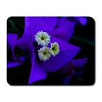 Purple Bougainvillea  Small Mousepad