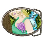 Forgotten Summer Belt Buckle