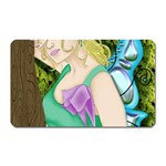 Forgotten Summer Magnet (Rectangular)