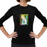 Forgotten Summer Women s Long Sleeve Dark T-Shirt