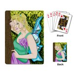 Forgotten Summer Playing Cards Single Design