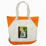 Forgotten Summer Accent Tote Bag