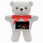 Crimson Wings Teddy Bear