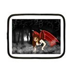 Crimson Wings Netbook Case (Small)