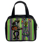 Day of The Dead Classic Handbag (Two Sides)