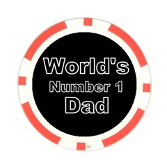 World s Number 1 Dad Front