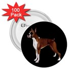 Boxer Dog Gifts BB 2.25  Button (100 pack)