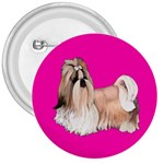 Shih Tzu Dog Gifts BP 3  Button
