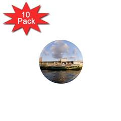 Hong Kong Ferry 1  Mini Magnet (10 Pack)  by swimsuitscccc