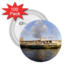 Hong Kong Ferry 2 25  Button (100 Pack) by swimsuitscccc