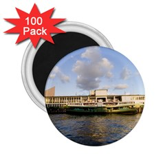 Hong Kong Ferry 2 25  Magnet (100 Pack)  by swimsuitscccc