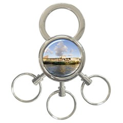 Hong Kong Ferry 3-ring Key Chain by swimsuitscccc