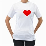 I-Love-My-Bulldog Women s T-Shirt