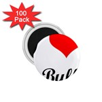 I-Love-My-Bulldog 1.75  Magnet (100 pack)