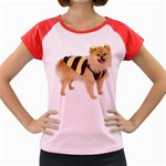dog-photo Women s Cap Sleeve T-Shirt