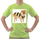 dog-photo Green T-Shirt