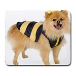 dog-photo Large Mousepad