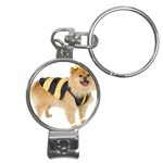 dog-photo Nail Clippers Key Chain