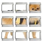 dog-photo 9mm Italian Charm (9 pack)