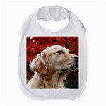dog-photo cute Bib