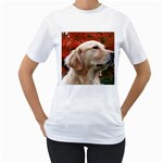 dog-photo cute Women s T-Shirt