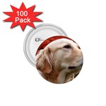 dog-photo cute 1.75  Button (100 pack)