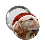 dog-photo cute 2.25  Handbag Mirror